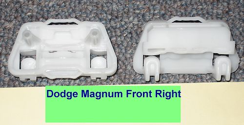 Chrysler 300/Dodge Magnum Front Right Pair