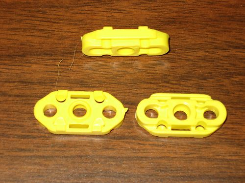General Motors Guide Clips (3x)