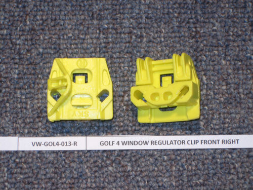 VW Golf/Jetta IV Saab Clips - Front Pair