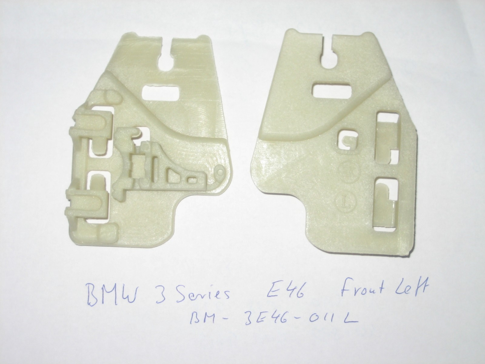 BMW 3-Series E46 Clips - Front Pair