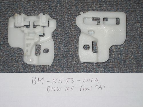 BMW X5 Clips - Front Pair
