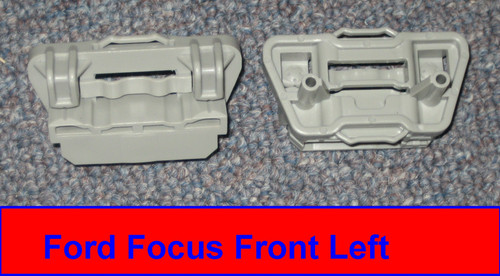 Ford/Lincoln/Jaguar Pacifica Front Left (Driver) Pair