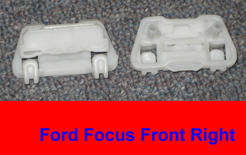 Ford/Lincoln/Jaguar Pacifica Front Right (Passenger) Pair