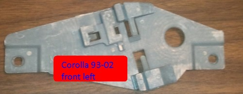 Toyota Corolla Front Left Clip