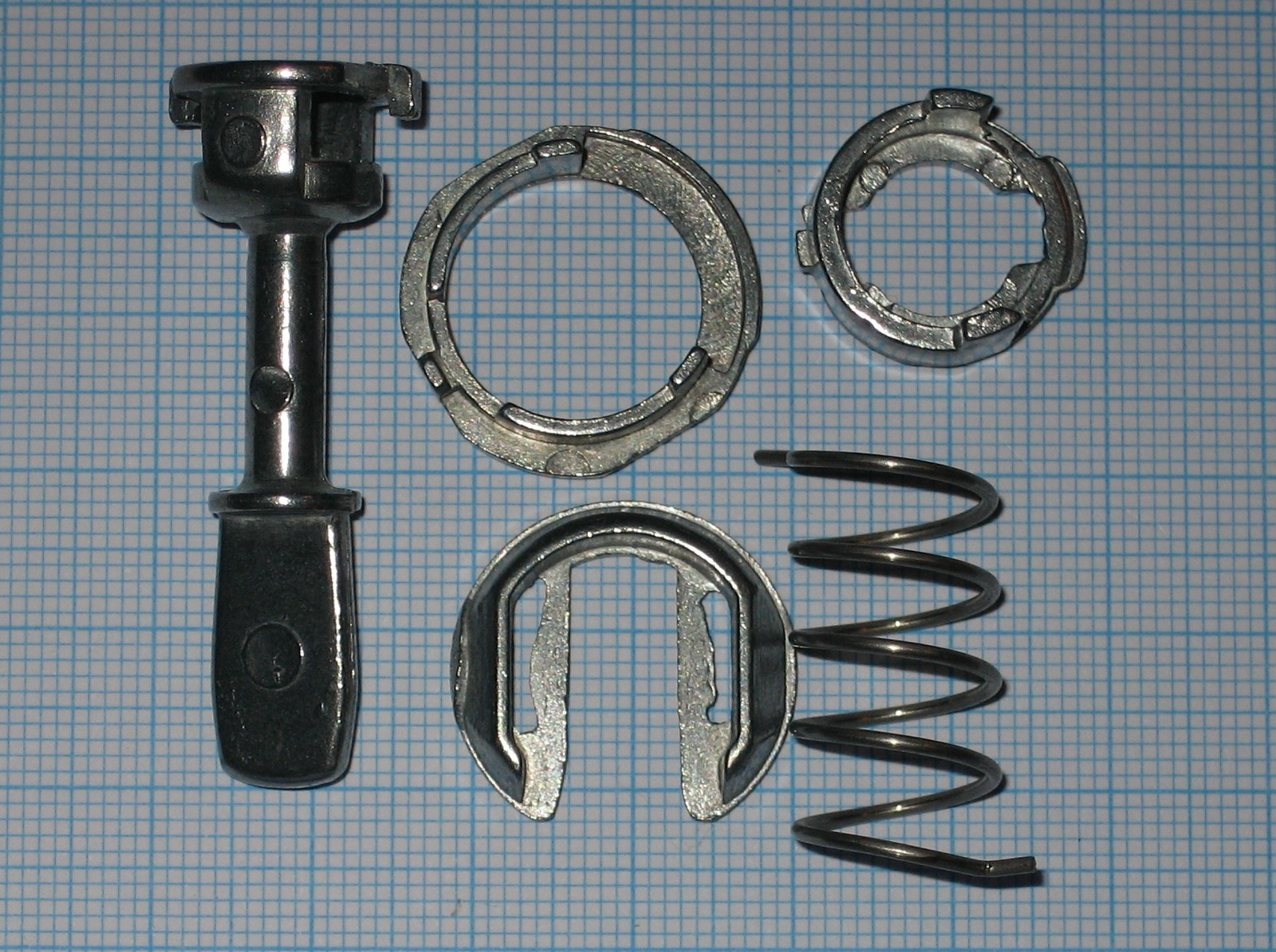 VW Golf/Jetta/Beetle IV Lock Repair Kit