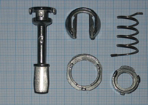 VW Passat Lock Repair Kit