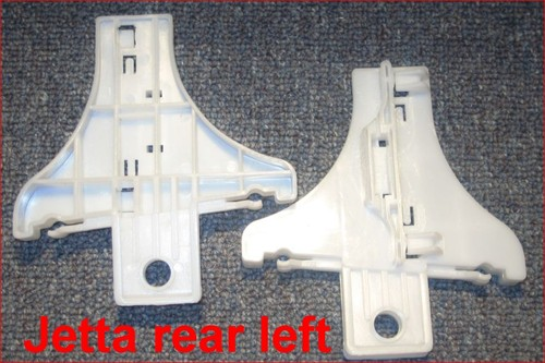 VW Passat/Golf/Jetta - Rear Left (Driver)